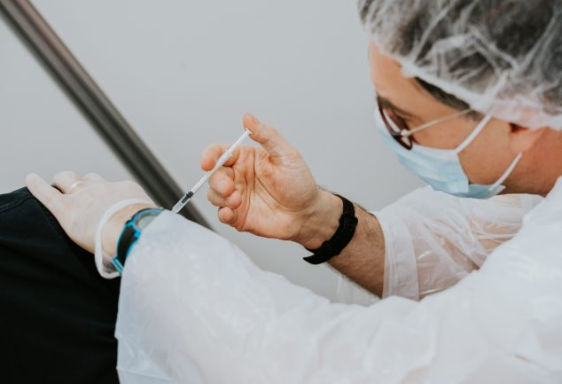 AstraZeneca vaccin.