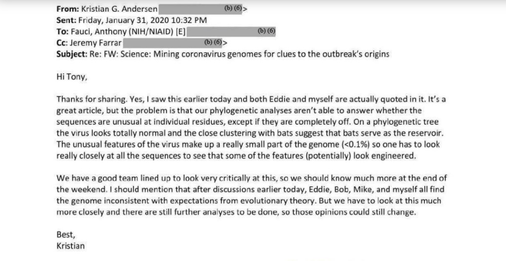 Andersen in mails